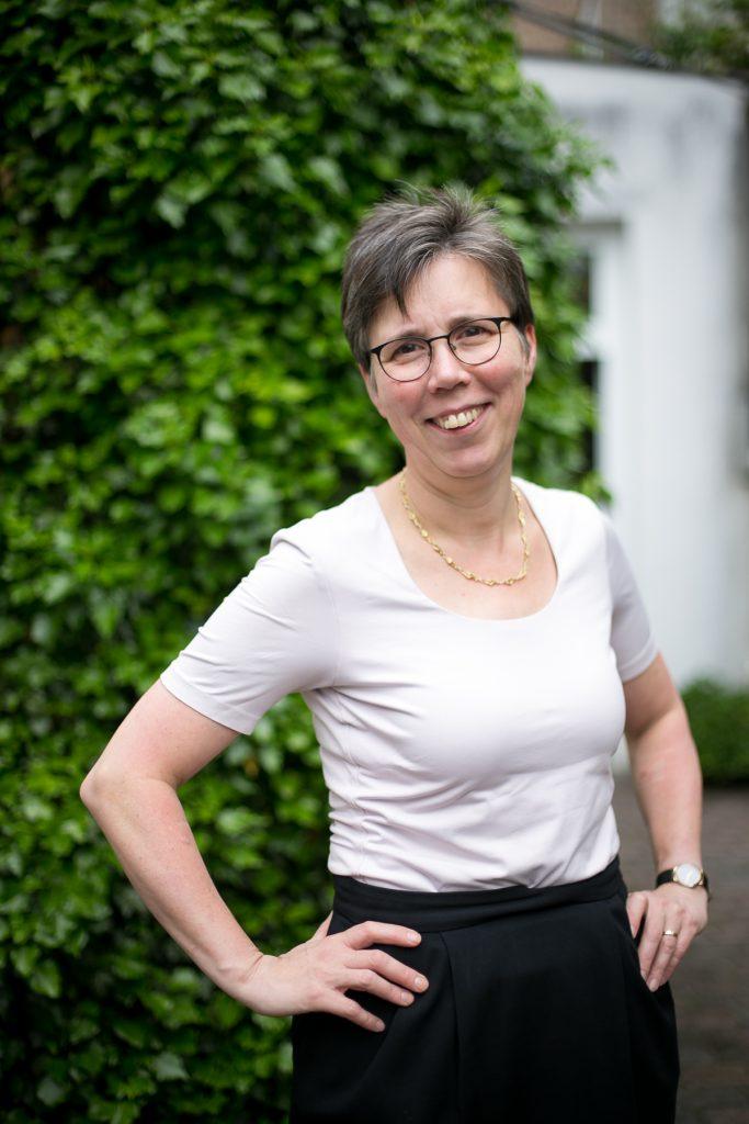Sabine Dicks, Inhaberin Goldener Schwan