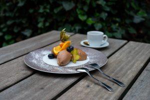 Dessertkarter Goldener Schwan Kevelaer